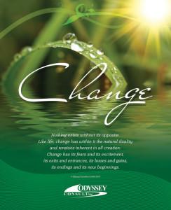 Audio CD on change