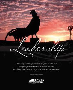 Audio CD on Leadership