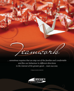 Audio CD on Teamwork